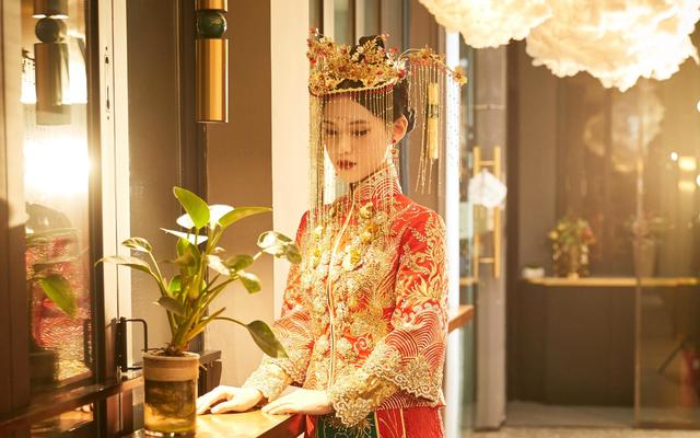 【上善新娘集】100%真实客户好评,优雅东方美人