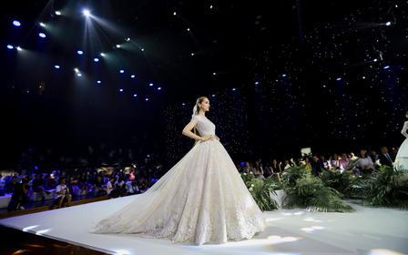 【爱伊琳】2020秀场款公主婚纱