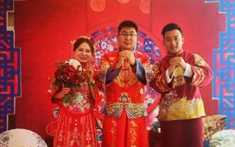 【学堂书生】中式明清风婚礼