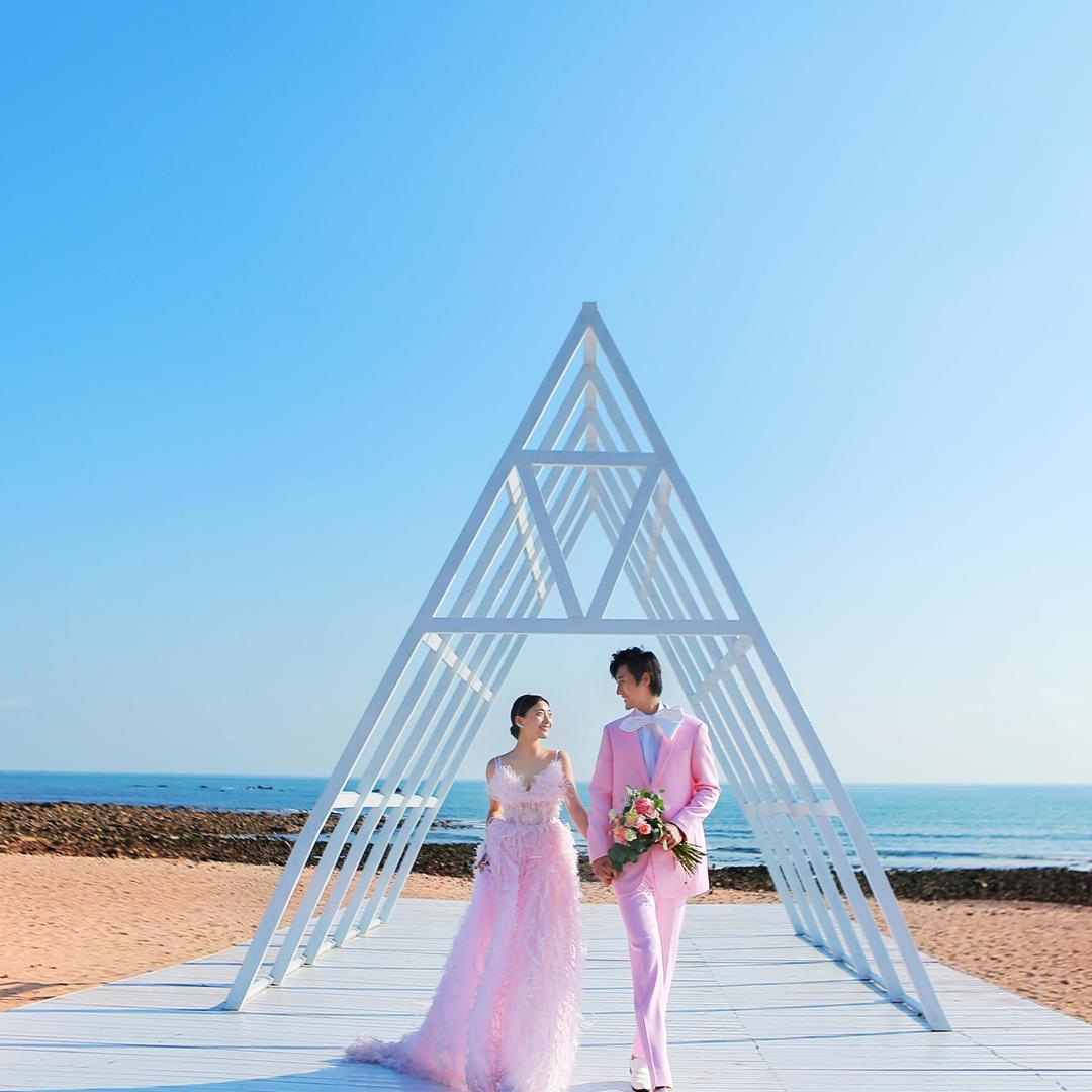 青岛日照海景旅拍直通车(每天发车)为爱起航