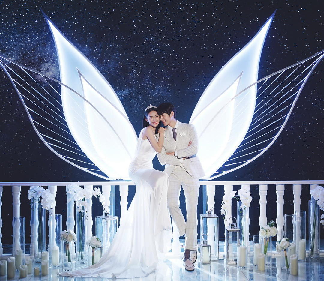 【2021首发新品】梦幻天使羽翼+私享基地+立减