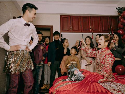 壹婚礼首席单机位纪实唯美婚礼全程拍摄