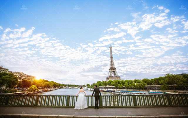 甜蜜海岸-爱尼·香奈尔婚纱摄影出品