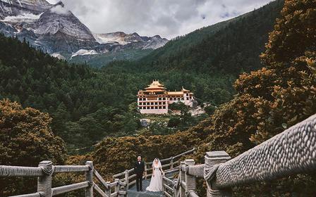 旅拍稻城亚丁 三亚 丽江 青海+机票酒店补贴