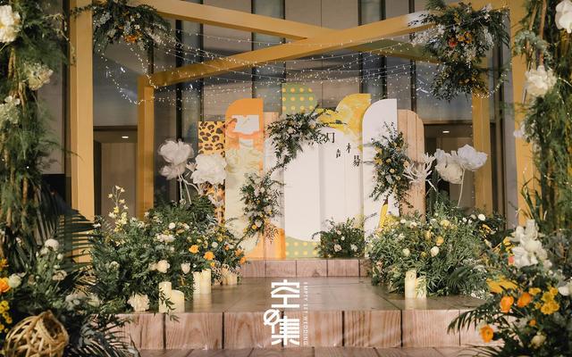 小众皮卡丘主题婚礼 pikapika