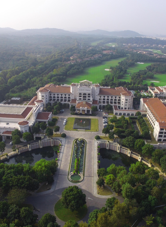 苏宁钟山国际高尔夫酒店
