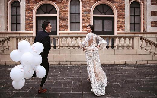 慕色美学婚纱摄影——城堡