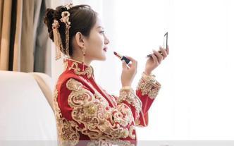 【喜妆造型】首席跟妆+摄影+摄像+主持+妈妈妆