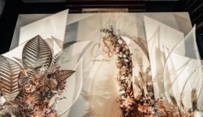 【2020情人节限时抢购】香槟色婚礼主题