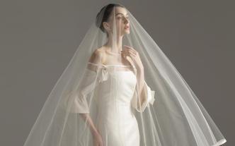【HOT】特惠婚纱礼服三件套4件伴娘服