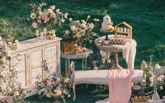【热带猫婚礼】一半植物一半花卉,共生为圆