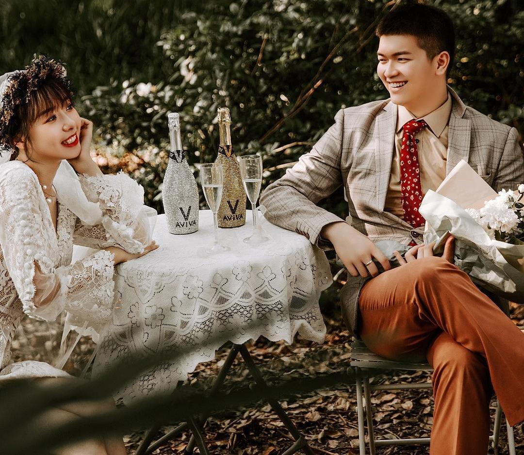 【天长地久】4月结婚节·高级定制·多种风格