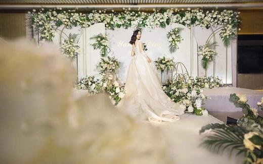小清新主题婚礼《相伴 相守》