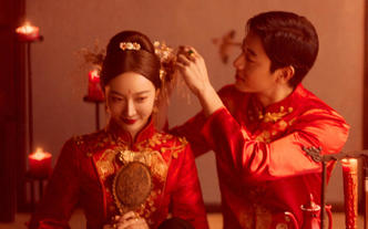 国风系列|中式经典复古婚纱照主题风格