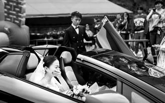 今零婚礼纪实摄影_首席双机位