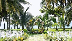 一价全包 三亚草坪婚礼 四大湾区多家酒店可选