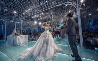 首席专业婚礼摄影全程记 原底1000简修300张