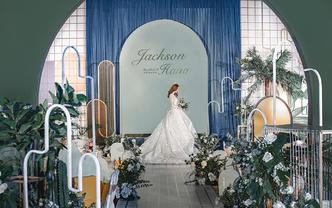 【MLILI婚礼策划】创意可爱小清新设计风婚礼