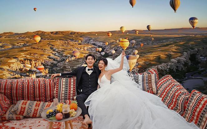 新品Ⅰ8服8造全新创意婚照主题,内景+双外景