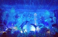 海洋风婚礼主题策划-蓝色海阳,含布置和人员