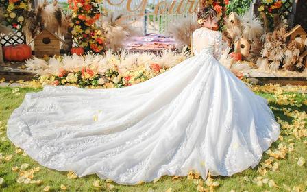 高定婚纱租赁系列 | 原创设计仪式纱