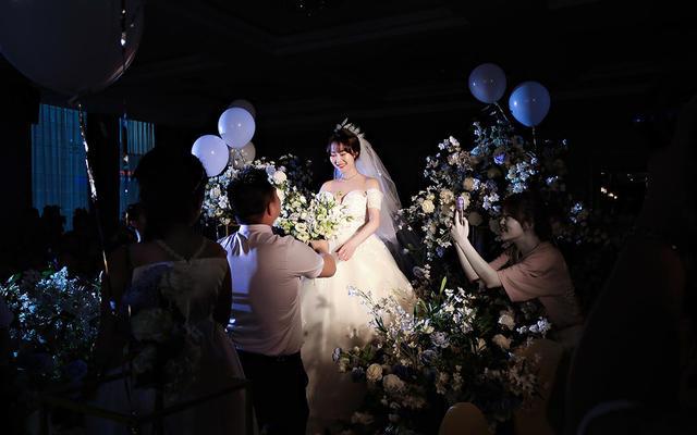 婚礼摄影全程跟拍案例展示