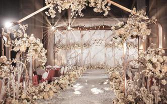 【We婚礼】主打超值丨韩式丨香槟色【恒远】