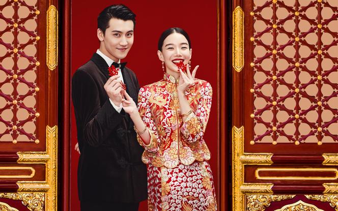 【双节同庆】国风婚照展+超值特享卡+金秋大礼包