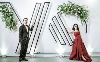 双机婚礼摄影全程跟拍原片全送精修160送相册