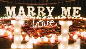 【米兰婚礼求婚策划】一路走来 圆梦告白