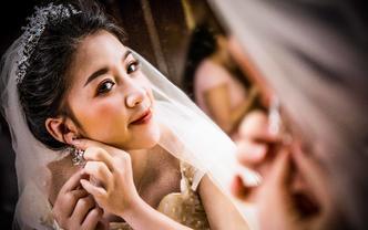 资深摄影摄像双机位全程跟拍赠送婚礼精彩15秒视频