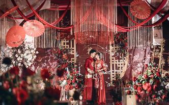 【安东妮】喜你成疾 药石无医新中式婚礼
