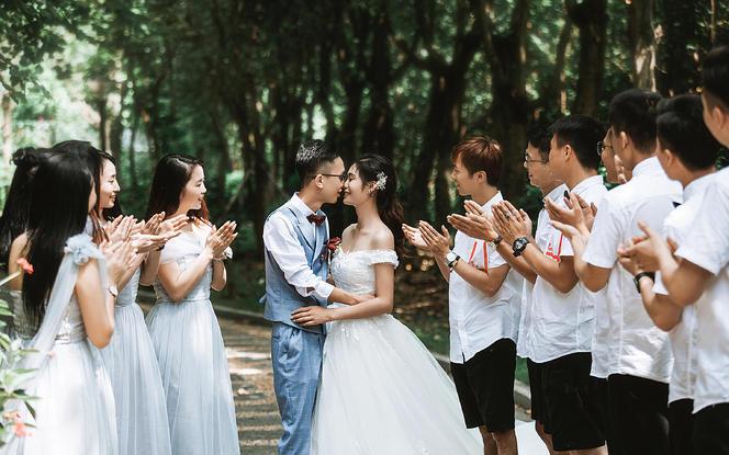 柳州首席单机位婚礼摄影原片800精修30