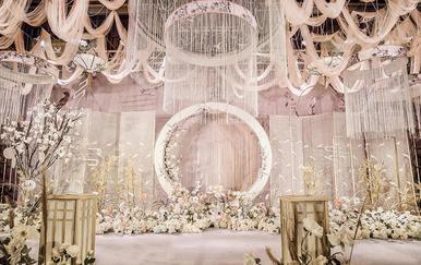 佛山婚宴婚礼现场布置录像新娘跟妆司仪一条龙服务!