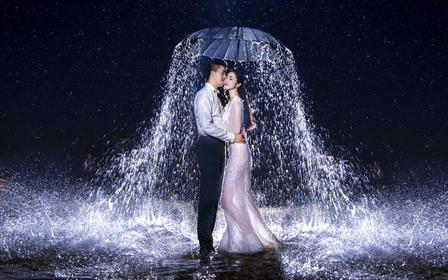 【三亚】微电影星级酒店补贴3000机票婚纱