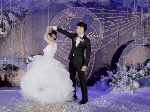 北海婚礼摄像跟拍 双机 文艺清新婚礼MV