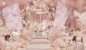 【一价全包】粉色浪漫系列+六大金刚+布置