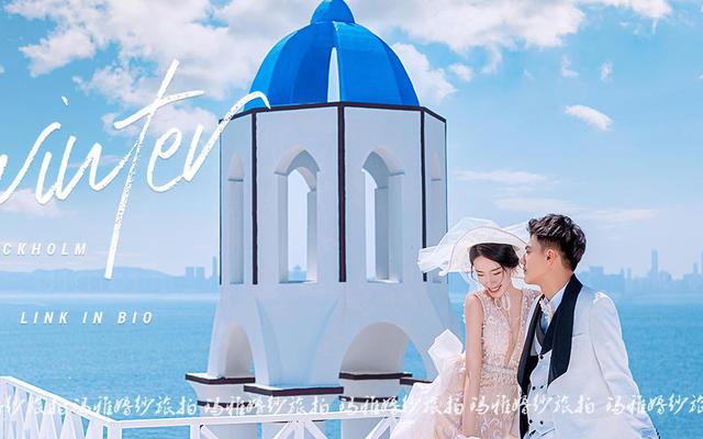 【当季必拍】圣托里尼将浪漫装进蓝色海洋