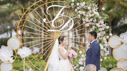 10人婚礼一价全包省心海岛旅行婚礼