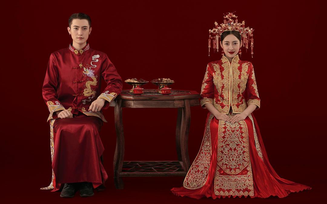 【中国新娘】21年大热中式/服装任选5服5造