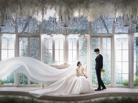 仅售2999元,价值4999元婚纱套系!