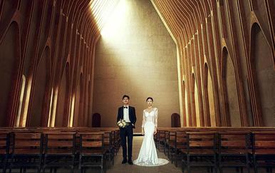 十八大热门外景❤穿着婚纱,嫁给爱情❤明星定制套餐