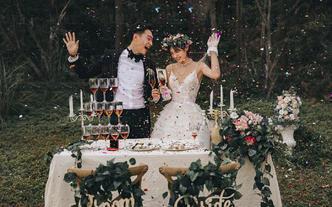 【铂菲】完美婚礼单机跟拍