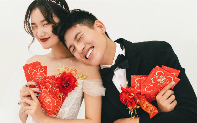 【爆款套系,一价全包】全新结婚仪式感系列