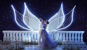 【女王高定】|格林童话夜|浪漫限映|人气爆款婚照