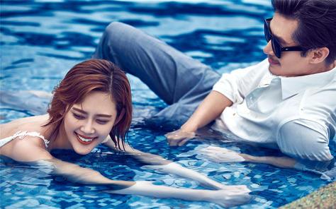 纪实 | The pool girl