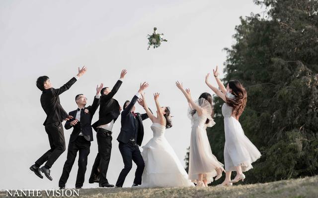 总监档双机位老师 婚礼跟拍真实客片