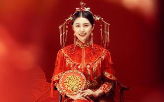 传承中式经典#先拍后付#送婚嫁大礼包一份