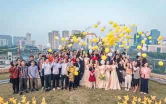 【LAWRENCE】总监单机位|纪实婚礼摄影