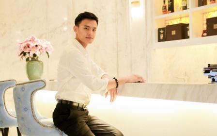 好好先生创始人陈子超中英双语团队